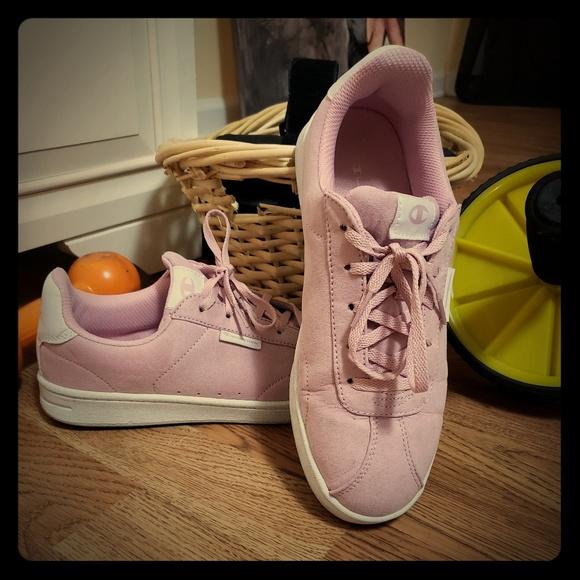 eadd4f8f62c Champion Shoes - 💕Flash sale! Pink Champions